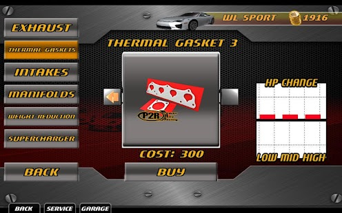 Street Tuner 2- screenshot thumbnail