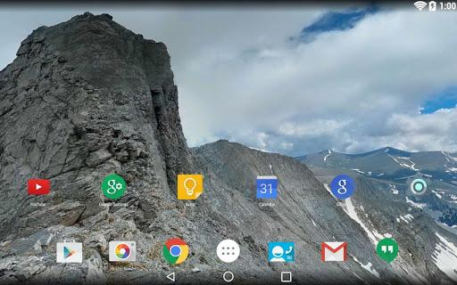 Panorama Wallpaper: Mountains2