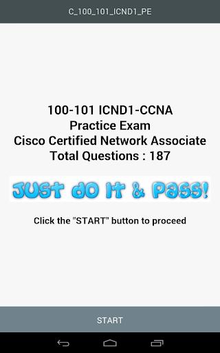 100-101 ICND1 Practice Free