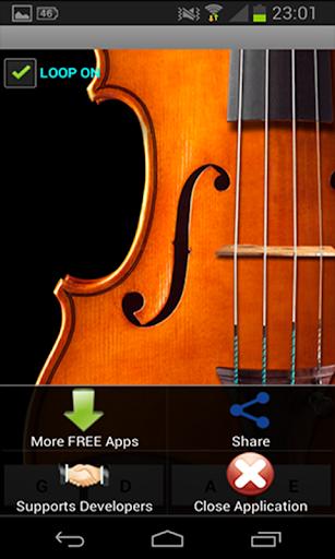 玩免費音樂APP 下載ヴィオラチューナー app不用錢 硬是要APP
