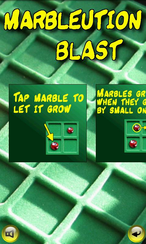 Marbleution Blast- screenshot