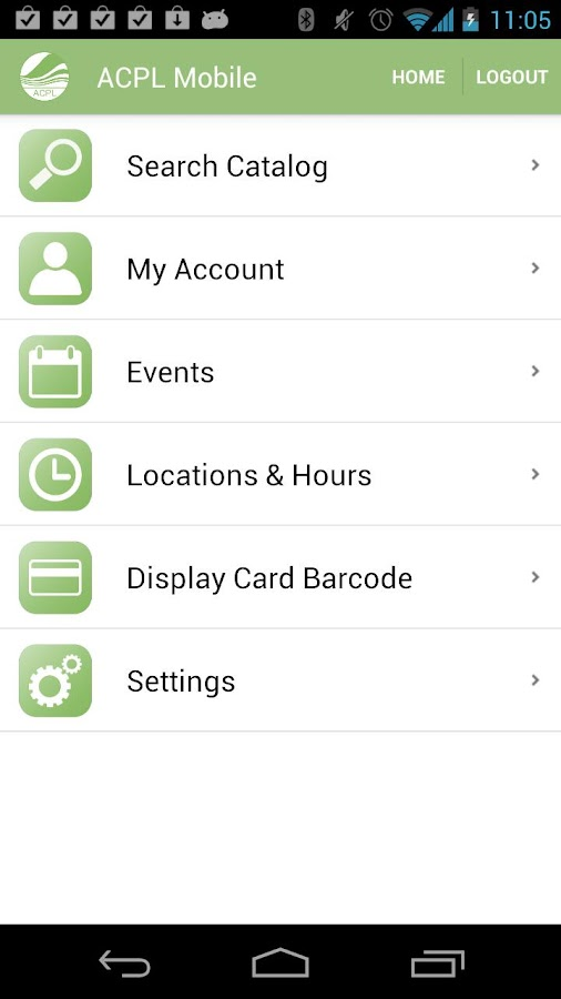 ACPL Mobile - screenshot