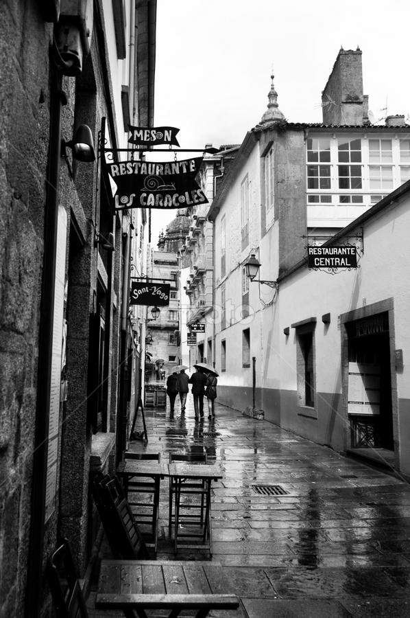 Street by Pedro Galvao - City,  Street & Park  Street Scenes