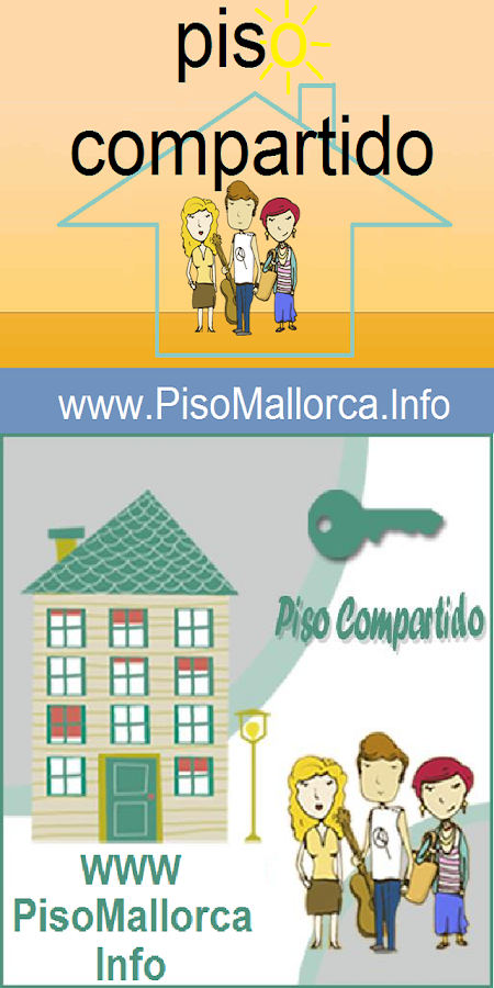 Compartir piso Mallorca- screenshot