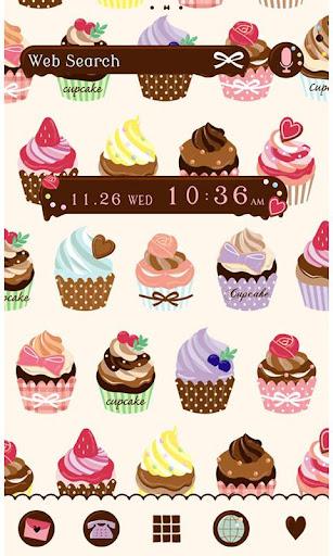 ★免费换装★香甜纸杯蛋糕