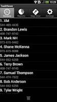 Screenshot of Track Viewer