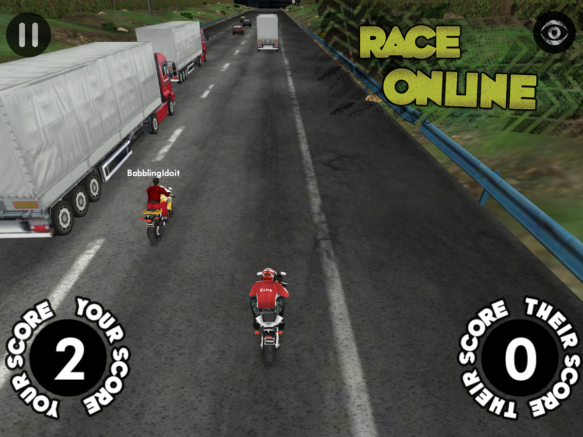 Highway Rider - screenshot