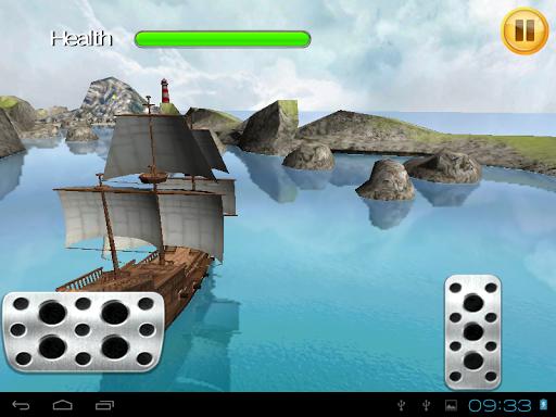 停海盗船3D