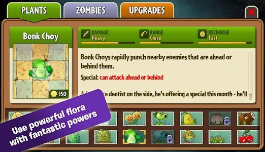 Plants vs. Zombies 2 v5.1.1 Row