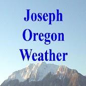 Joseph Oregon Weather