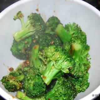 Spicy Broccoli Saute Recipe