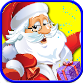 Crazy Santa Dressup Salon