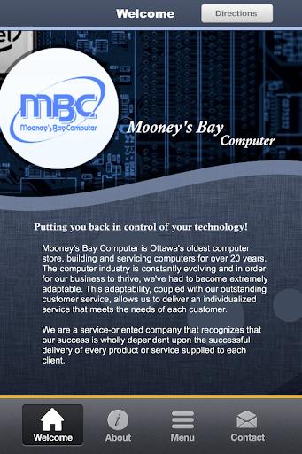 Mooney's Bay Computer - MBC