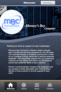 Mooney's Bay Computer - MBC - screenshot thumbnail