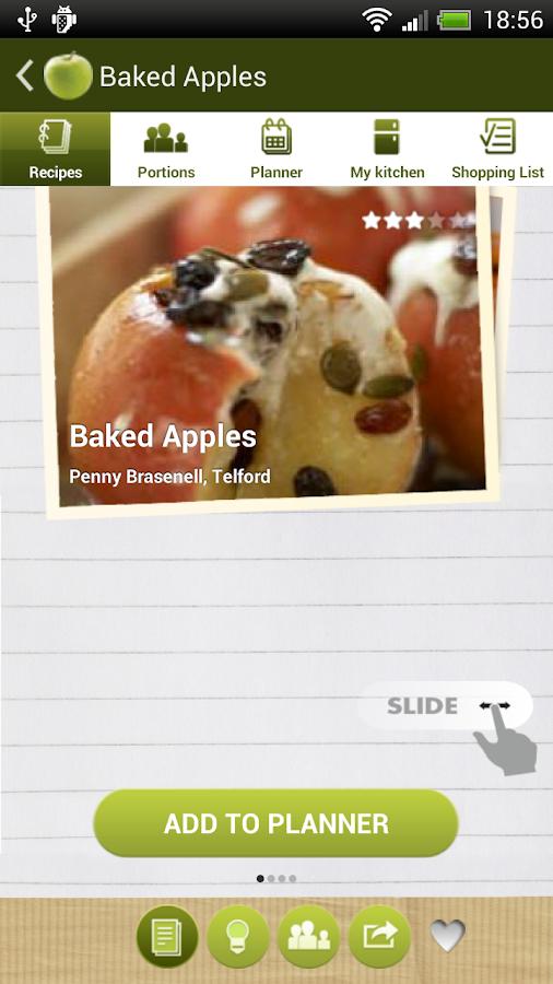 Love Food Hate Waste - screenshot