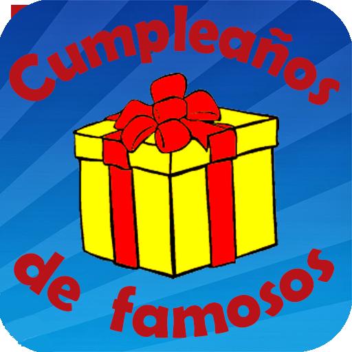 Cumpleaños de Famosos y Amigos LOGO-APP點子