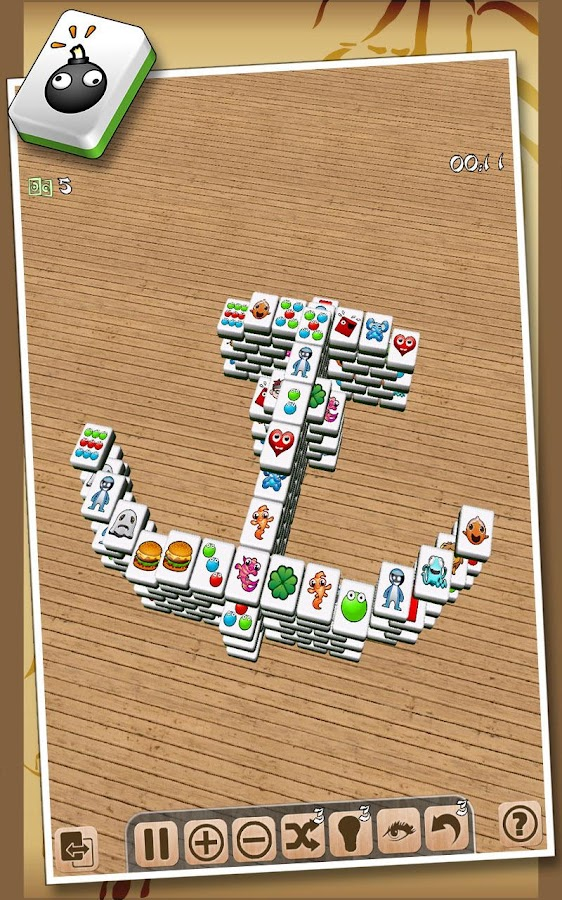 Mahjong 2 - screenshot
