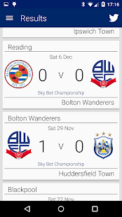 Bolton Wanderers- screenshot thumbnail