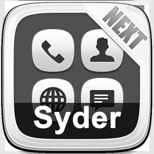 Syder Next桌面3D主题 LOGO-APP點子