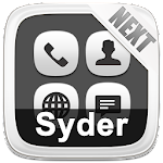Syder Next Launcher 3D Theme Apk