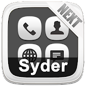 Syder Next Launcher 3D Theme