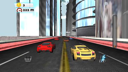 Traffic City Racer 3D 2.1 screenshot 1447451