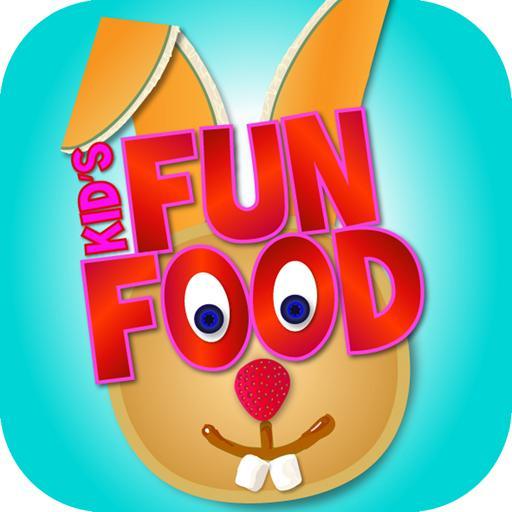 kids fun food LOGO-APP點子