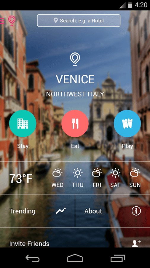Venice City Guide - Gogobot- screenshot
