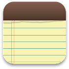 Notes and Goals icon