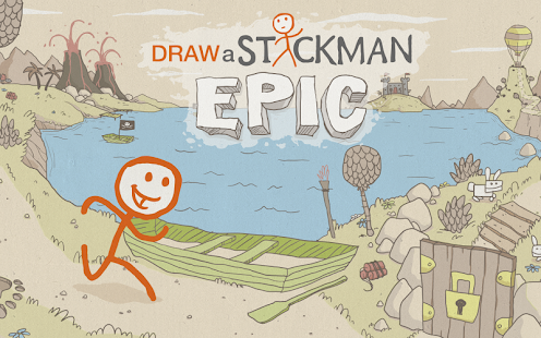 Draw a Stickman: EPIC Free- screenshot thumbnail