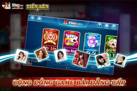 Tiến lên - tien len - ZingPlay 1.15 screenshot 359857
