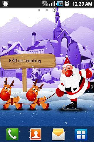 Christmas Countdown wallpaper- screenshot