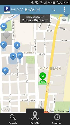 玩免費遊戲APP|下載ParkMe - Miami Beach app不用錢|硬是要APP