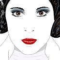 Women Of Sci-Fi Wallpaper App icon