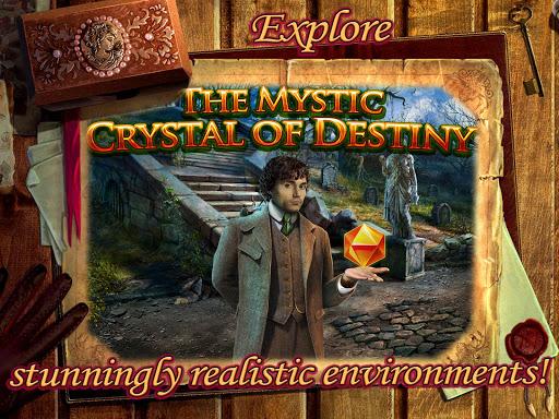Hidden Object Mystic Crystal