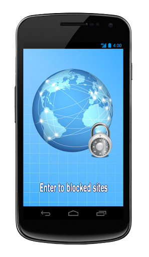 Enter to blocked sites