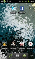 Screenshot of Abstract Art HD Live WP