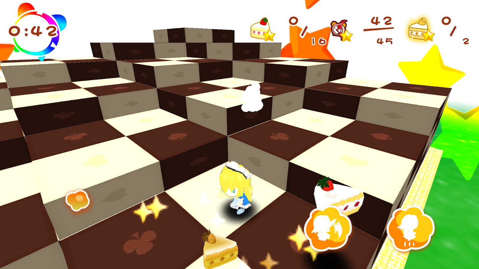 Alice Running Adventures- screenshot