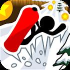 Snowboard de Coins icon