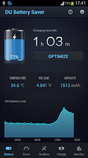 DU Battery Saver & Widgets - screenshot thumbnail