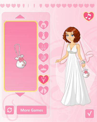 Dress Up: Wedding Bride