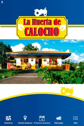 La Huerta de Calocho