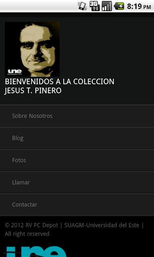 Colección Jesús T. Piñero