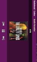 Screenshot of AudioStreamer