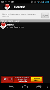 Hearts! - screenshot thumbnail