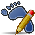 Walk and Text ( Type n Walk ) icon