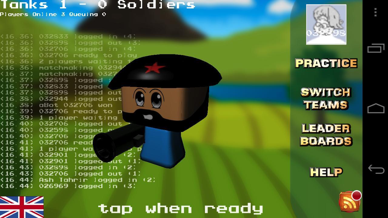 Tank Legends- screenshot
