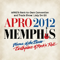APRO Convention logo