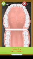 Screenshot of Learn human anatomy for kids