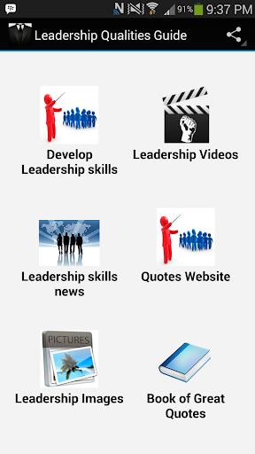 Leadership Qualities Guide
